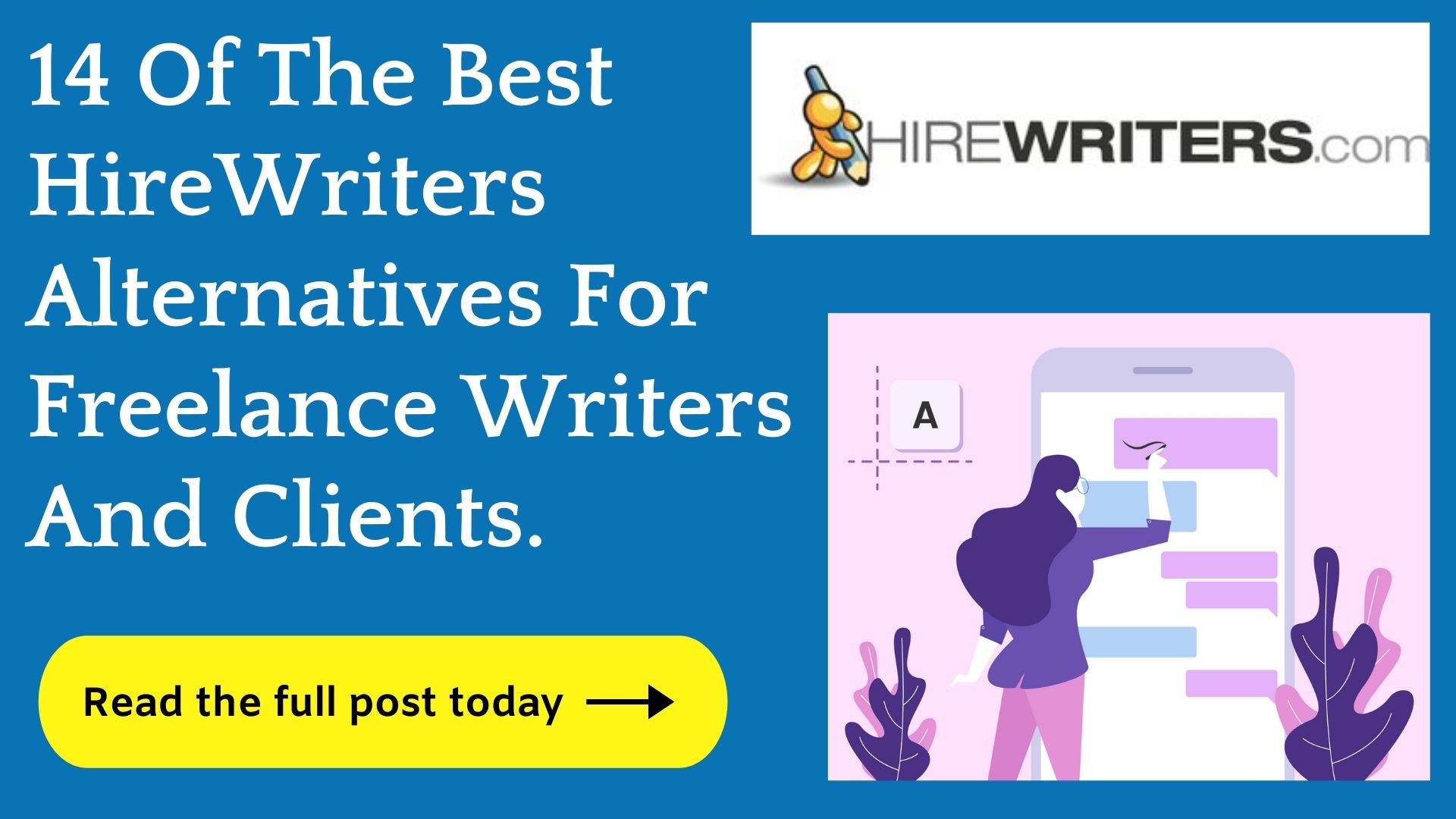 HireWriters alternatives