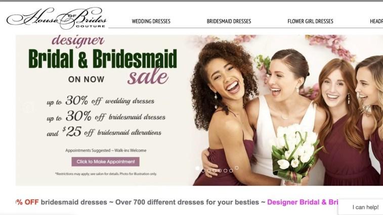 House of Brides affiliate program