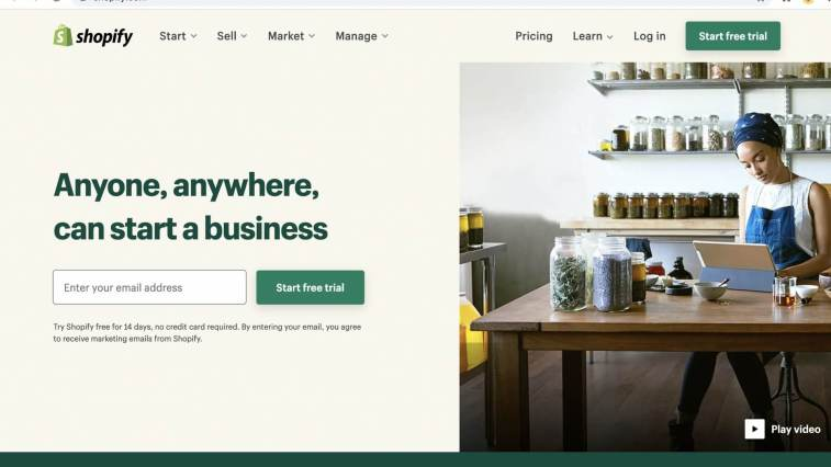 Best High Ticket Affiliate Programs: Shopify