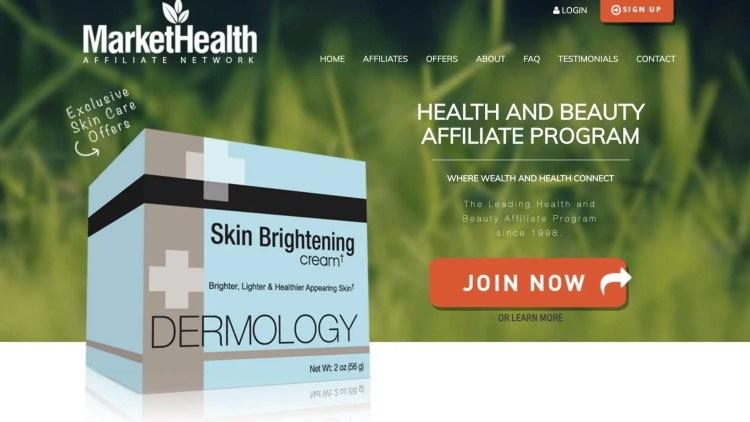 Market Health: Best Acne Affiliate Progrms