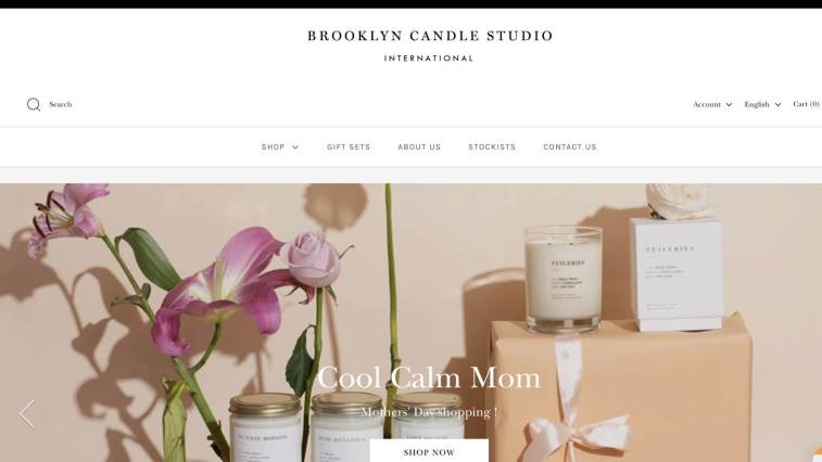 Brooklyn Candle Studio Affiliate Program