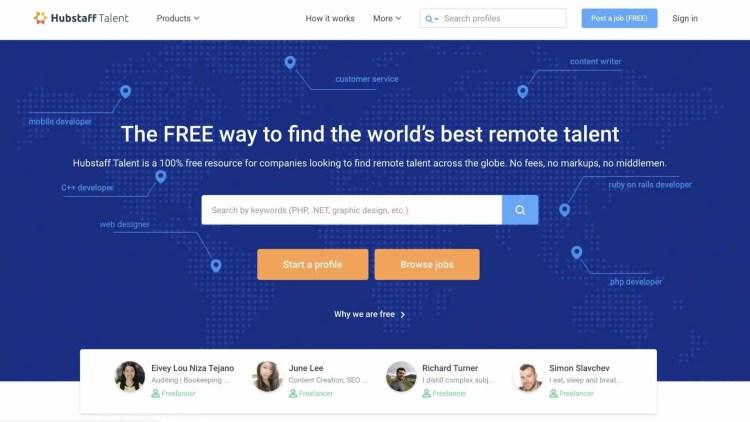 Buhstaff talent for freelancers
