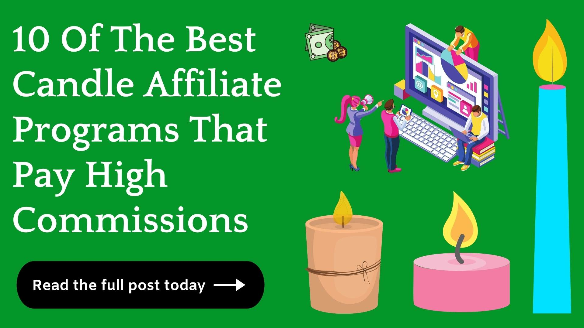 candle affiliate programs