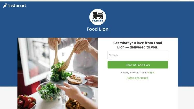 Instacart fast food affiliate