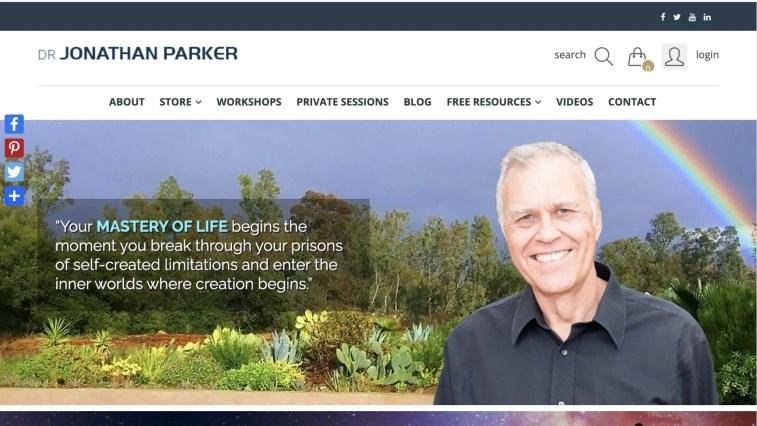 Jonathan Parker affiliate program for spiritual blogs
