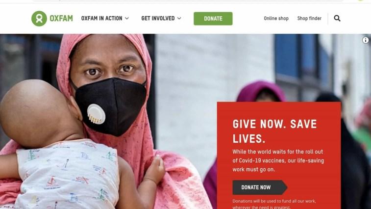 Oxfam GB affiliate program
