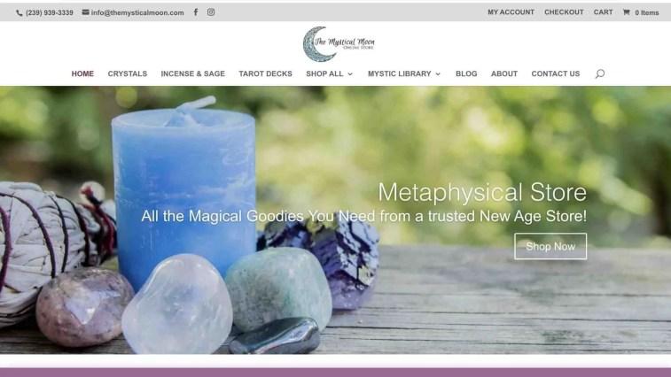Mystical Moon affiliate program