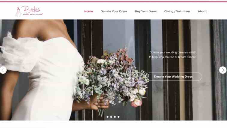 Brides Against Breast Cancer affiliate program