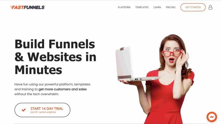 FastFunnels Affiliate Program