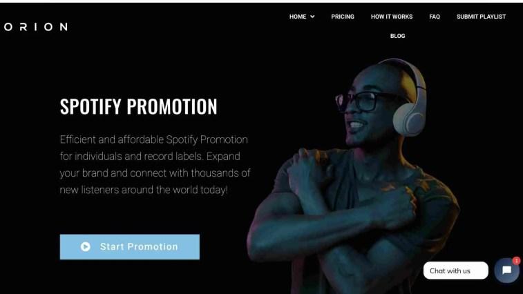 Orion Promotion Affiliate Program