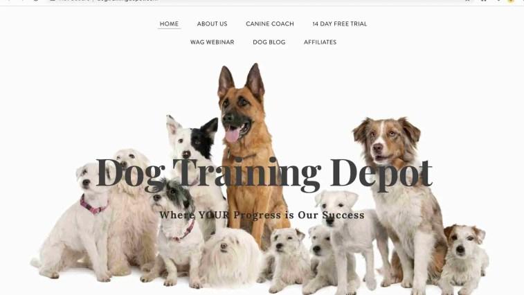 Dog Training Depot Affiliate Program