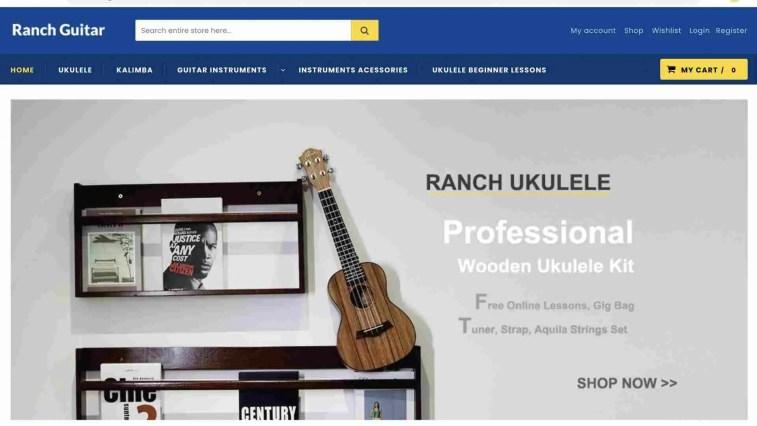 Ranch Guitar Affiliate Program