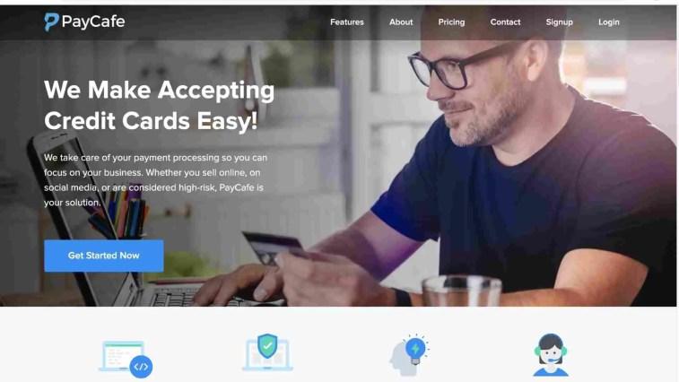 PayCafe Affiliate Program