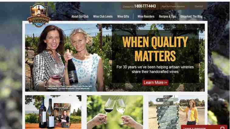The California Wine Club Two Tier Affiliate Program