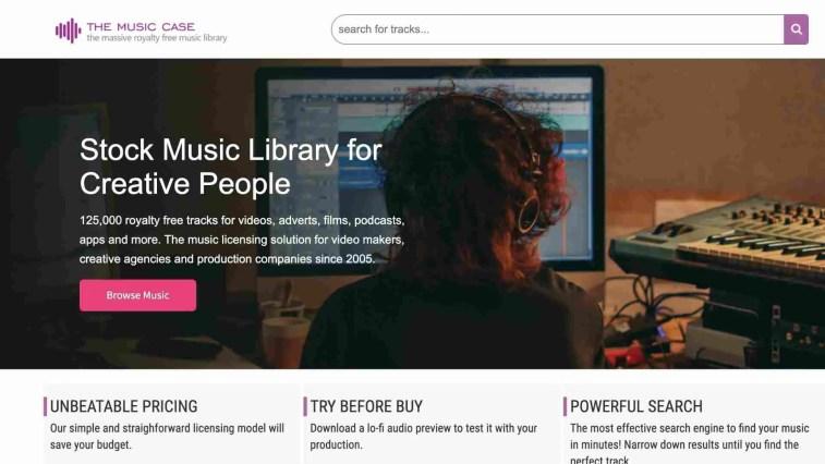 The Music Case Affiliate Program