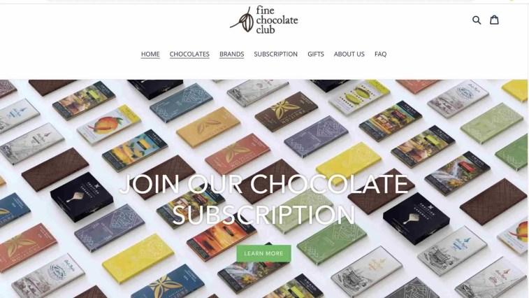 fine chocolate club affiliate