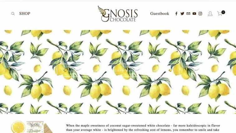 gnosis chocolate affiliate program
