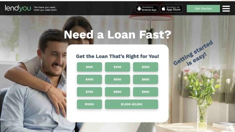 lend you affiliate