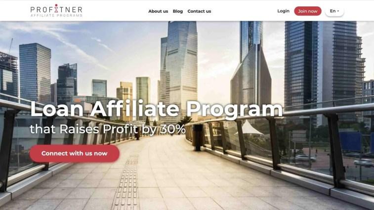 profitner affiliate program