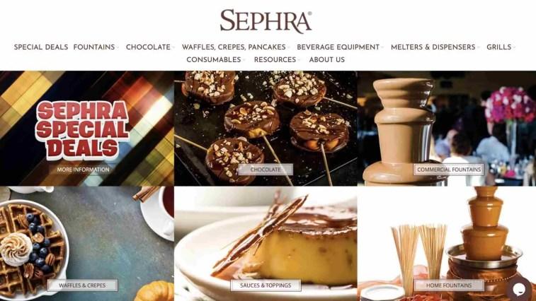 sephra choco affiliate