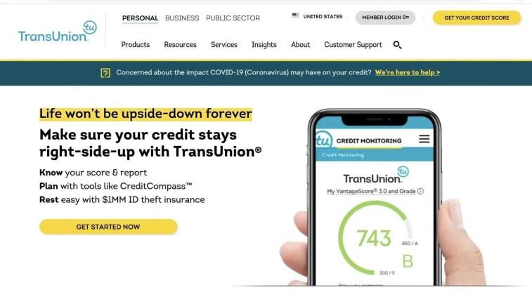 TransUnion Affiliate Program