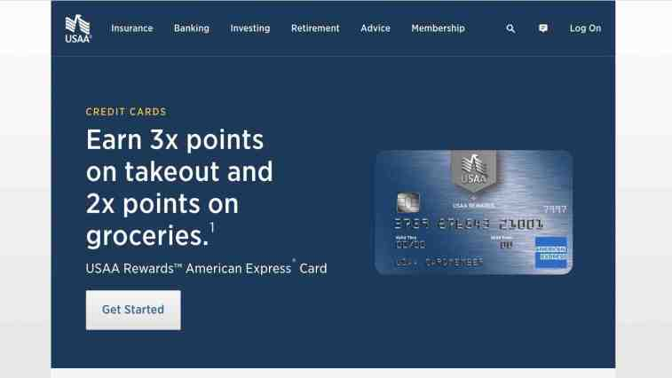 USAA Credit Card Affiliate Program