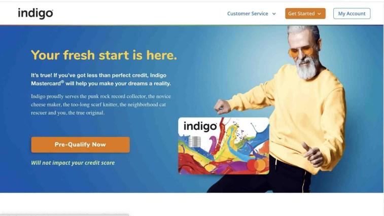 Indigo Platinum Mastercard Affiliate Program