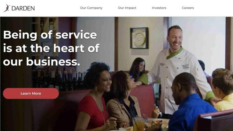 Darden Restaurants Affiliate Program