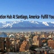 Education Hub At Santiago, America- Fulfill Your Dreams