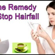 Best Home Remedies For Hair Loss. Have You Tried Them At Home?