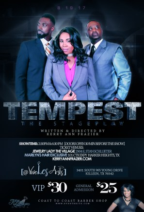 Tempest Stage Play