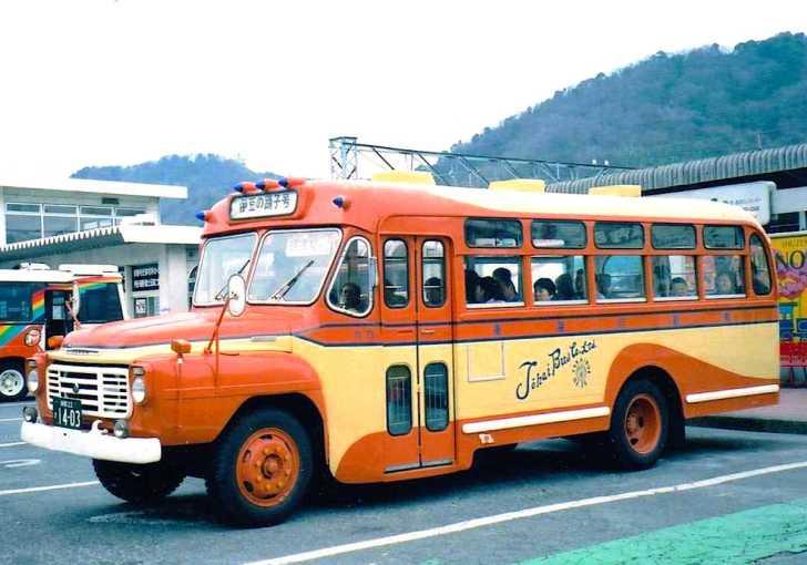 伊豆の踊子号・東海バス
