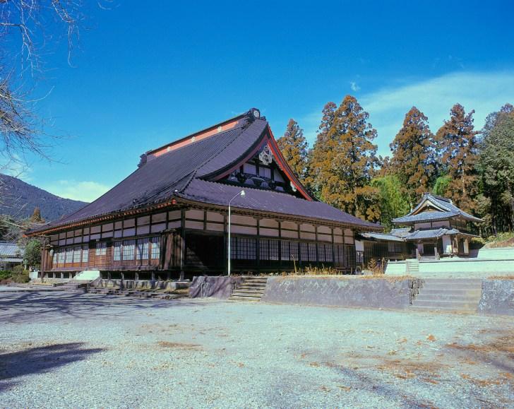 富士五山・本門寺
