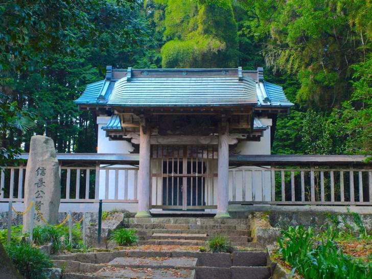 富士五山・西山本門寺