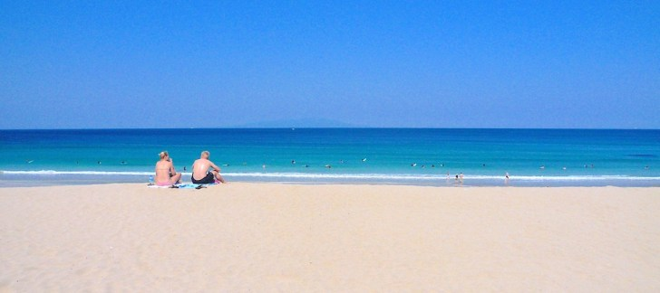 白浜大浜海水浴場