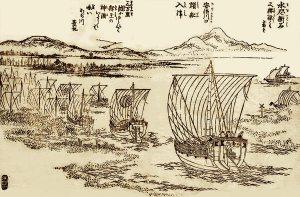樽廻船、菱垣廻船
