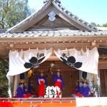 高天神社例大祭