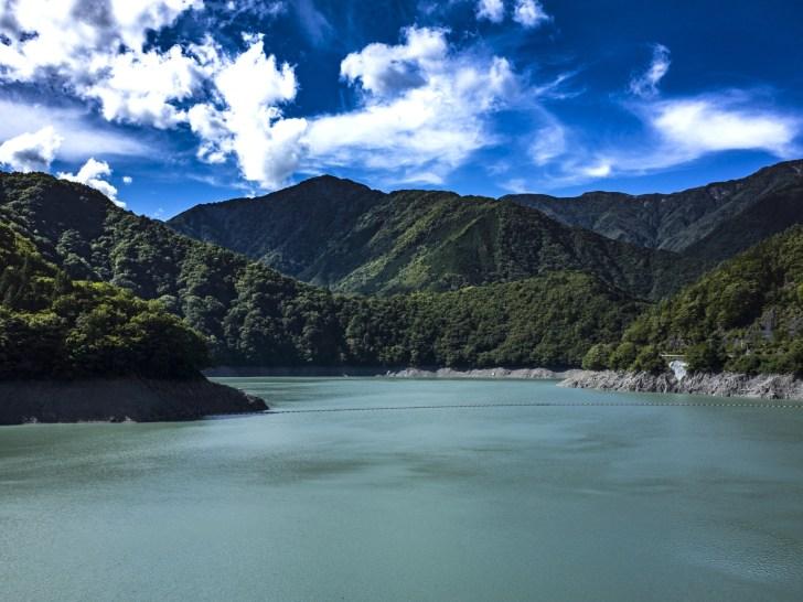畑薙湖(畑薙第一ダム)