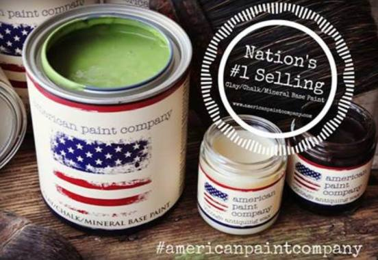 Nation's number one chalk clay paint