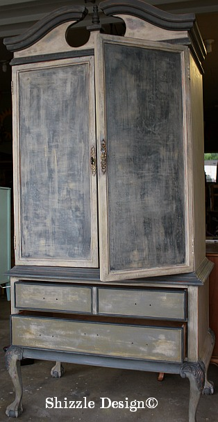Painted Furniture Adding Texture With Paint American