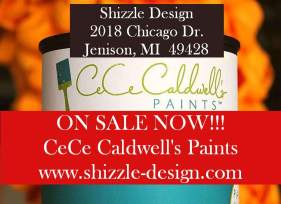 0 Shizzle Design Paint Studio CeCe Caldwell's Chalk Clay Mineral Paints American Paint Company 2018 Chicago Drive Jenison MI  49428 buy order