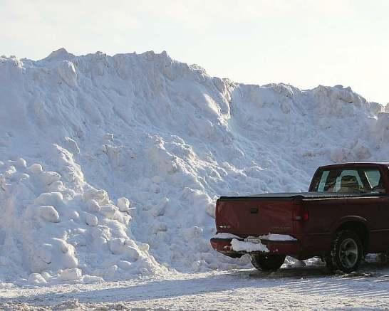 Grand Haven Michigan State Park Lake Michigan Ice February 2014
