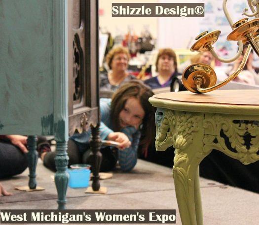 West Michigan's Women's Expo DeVos Place Grand Rapids Michigan www.shizzle-design.com key presenter speaker