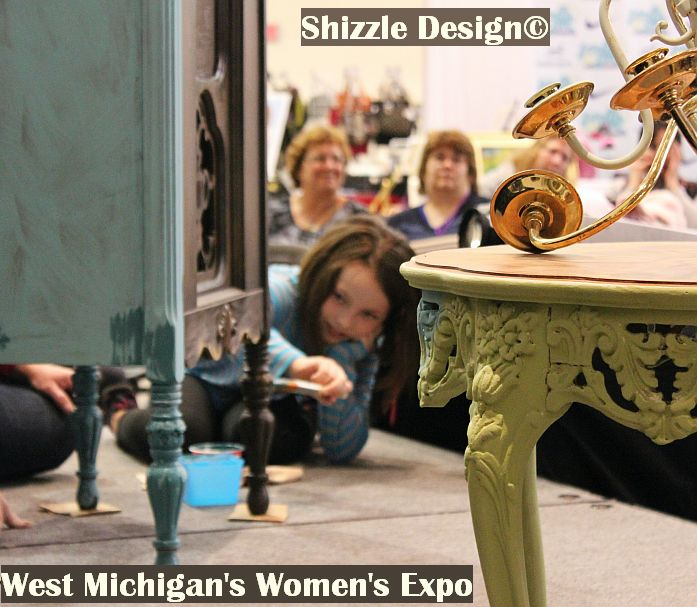 West Michigan's Women's Expo DeVos Place Grand Rapids Michigan www.shizzle-design.com key presenter speaker