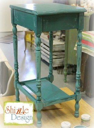 Learn how Chalk Paint colors DIY ideas inspiration Shizzle Design painted beach glass workshops best class Grand Rapids Michigan American Paint Company