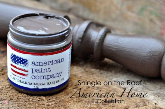 American Home Collection - Shingle on the roof