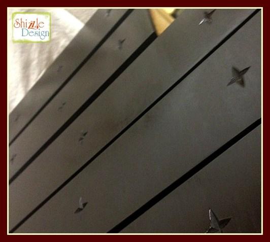 Mid Century Modern Broyhill Saga Star white paint Shizzle Design Grand Rapids Michigan