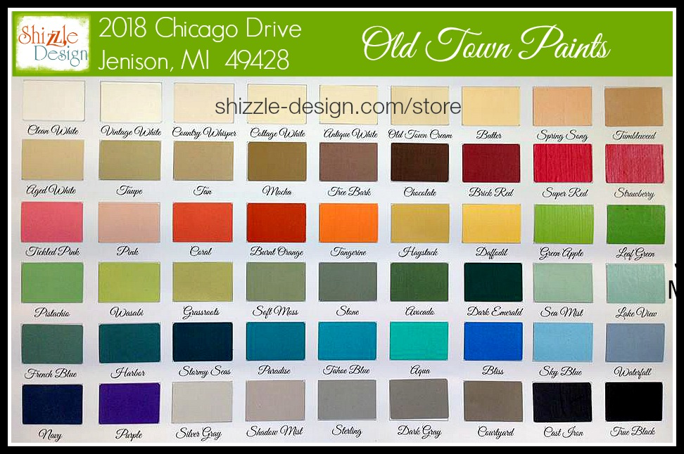 Annie Sloan Chalk Paint Colors Retailers Home Painting