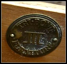 Tri-Bond Furniture label III