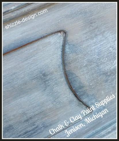 Frenchic Furniture Paint Shizzle Design Jenison, Michigan, USA, painted furniture, highboy, Restoration Hardware, gray, white, wax, retailer, where to buy, white wash, chalk paint 1